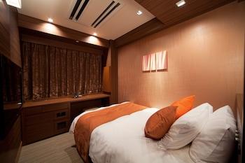 HOTEL COCO GRAND UENO SHINOBAZU Room