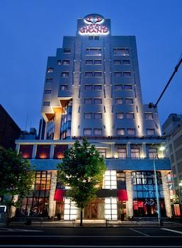 HOTEL COCO GRAND UENO SHINOBAZU Front of Property - Evening/Night