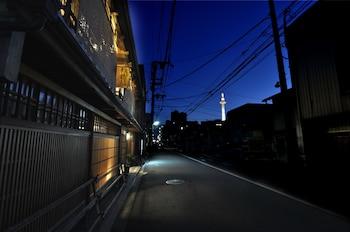 TRADITIONAL KYOTO INN SERVING KYOTO CUISINE IZUYASU Exterior