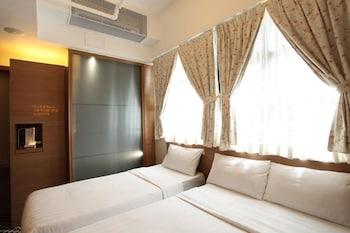 ブライダル ティー ハウス ホテル タイカクツィ アンカー ストリート (紅茶館酒店 大角咀晏架街)
