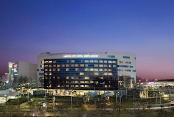 ロッテシティホテル金浦 (キンポ) 空港
