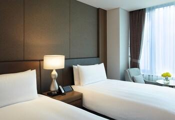 Standard İki Ayrı Yataklı Oda, Küvet