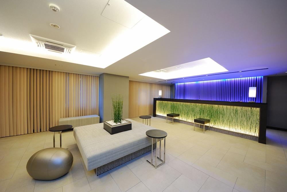 도쿄 호텔 추천 소테츠 프레사 인 도쿄 쿄바시 로비