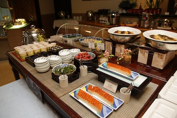 MIELPARQUE OSAKA HOTEL Food and Drink