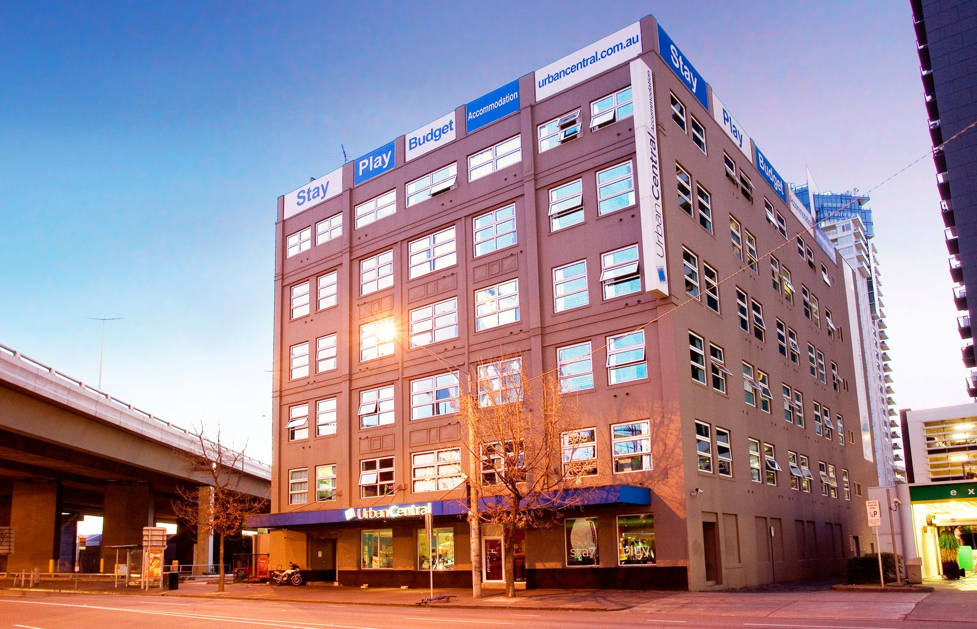 Urban Central Accommodation - Hostel, Melbourne