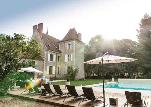 Chateau Le Sallay, Nièvre