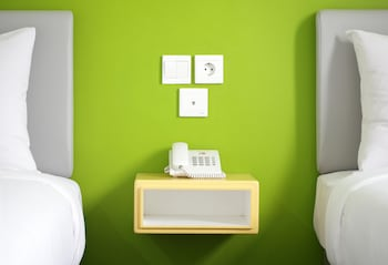 İki Ayrı Yataklı Oda (smart)