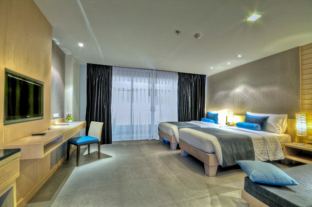 The ASHLEE Heights Patong Hotel & Suites, Pulau Phuket