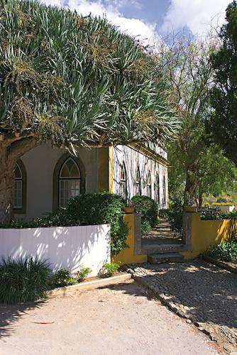 Casa do Castelo, Peniche