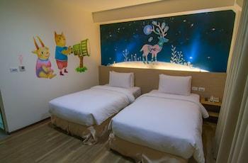 レジェンド ホテル リウフー (秝芯旅店-六合館)