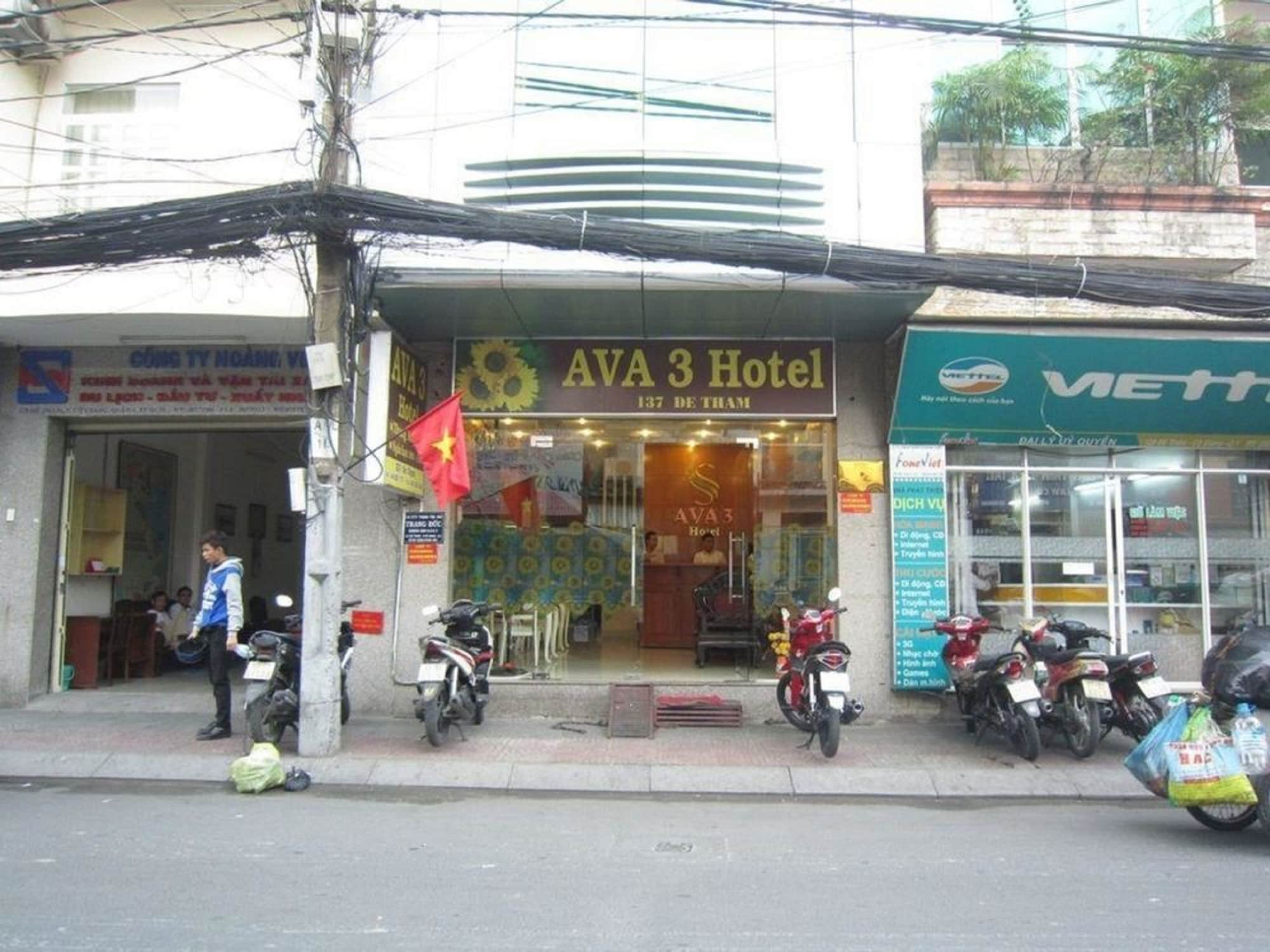 Ava 3 Hotel, Quận 1