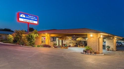 . Americas Best Value Inn The Legends Inn
