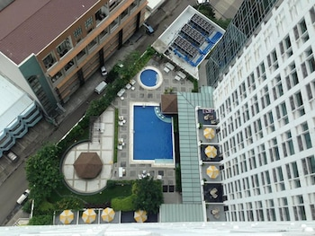 Quest Hotel Cebu Aerial View