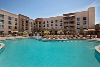 斯科迪斯德鹽河萬怡飯店 Courtyard Scottsdale Salt River