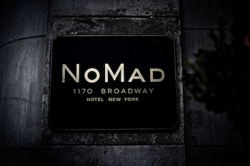 at The NoMad Hotel in New York