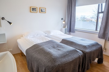 Basic Double or Twin Room with Shared Bathroom