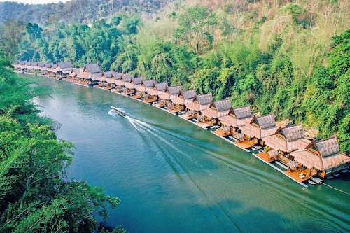 . The FloatHouse River Kwai