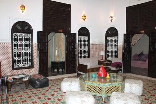 Riad Baddi, Rabat