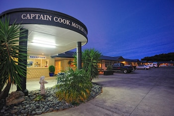 Hotel - Captain Cook Motor Lodge