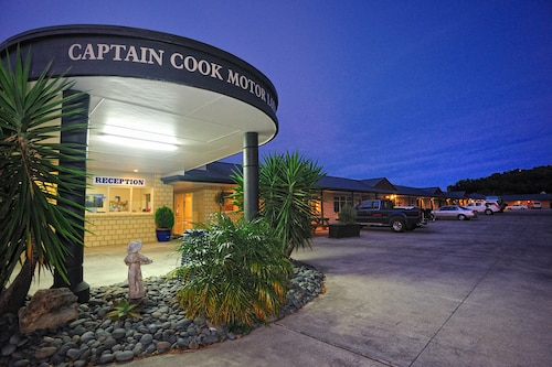 __{offers.Best_flights}__ Captain Cook Motor Lodge
