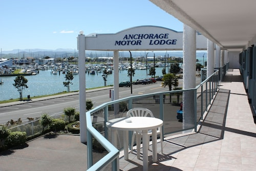 Anchorage Motor Lodge, Napier
