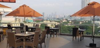 The Bayleaf Intramuros Terrace/Patio