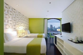 The Bayleaf Intramuros Guestroom