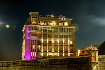 The Bayleaf Intramuros Hotel Front - Evening/Night