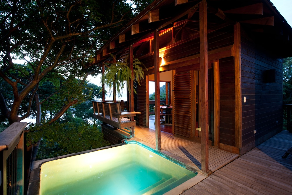 Deluxe Tree House, 1 King Bed, Ocean View