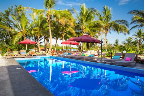 Aquana Beach Resort, Eratap