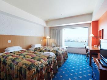 スタンダード ツインルーム 禁煙|28㎡|ホテル シーガル てんぽーざん大阪
