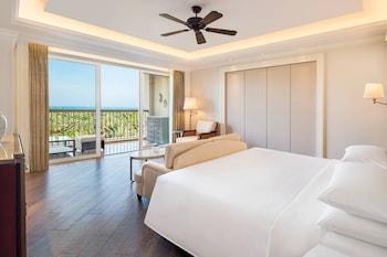 Grand Oda, 1 En Büyük (king) Boy Yatak, Balkon, Okyanus Manzaralı