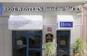 Best Western Hotel du Mucem trip planner