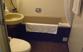 HOTEL CROWN HILLS HIMEJI Bathroom