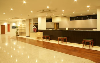 HOTEL CROWN HILLS HIMEJI Interior Detail