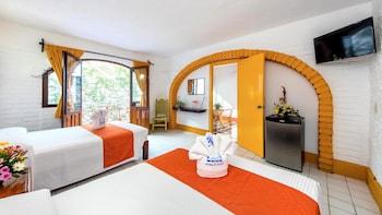 Quadruple Room A/C