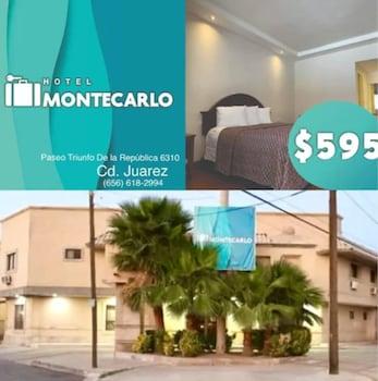 華雷斯城蒙特卡羅飯店 Hotel Montecarlo Ciudad Juárez