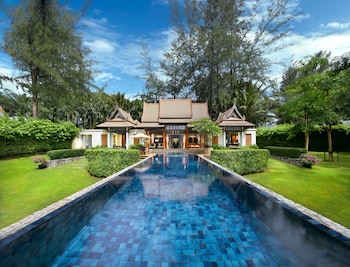 One Bedroom DoublePool Villa