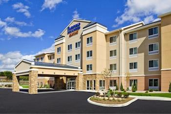 Hotel - Fairfield Inn & Suites Watertown Thousand Islands