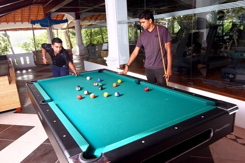 The Raviz Resort and Spa, Ashtamudi, Kollam