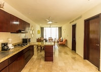 Suite, 1 Bedroom, Kitchen, Pool View (Same Rate up to 4 people)