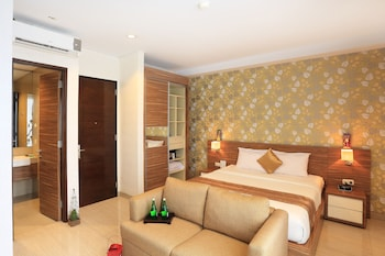 Business Tek Büyük Veya İki Ayrı Yataklı Oda (suite)