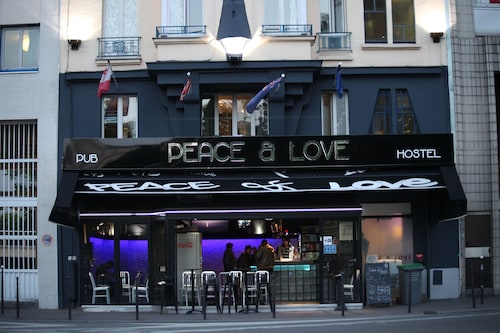Peace & Love - Hostel, Paris
