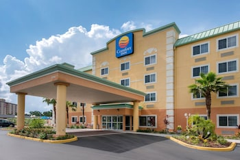 Exterior at Comfort Inn Kissimmee in Kissimmee