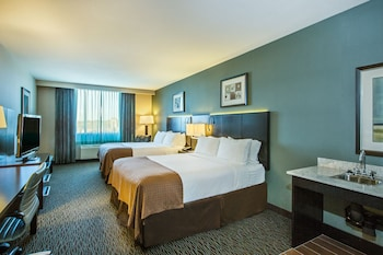 Room, 2 Queen Beds, Non Smoking (Barrier Free)