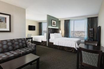Superior Suite, 2 Queen Beds, Non Smoking