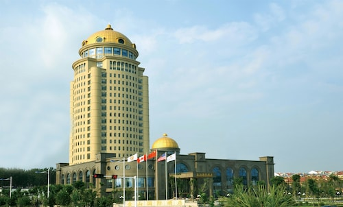 Jin Jiang Golden Mountain International Hotel, Yantai