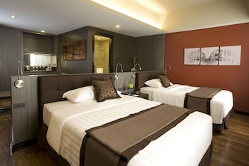 City Suite, 2 Double Beds