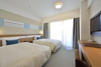 別館 コンパクトツイン(ベッド2台) 禁煙|ベッセルホテルカンパーナ沖縄