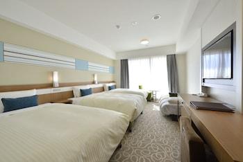 別館 オーシャンフロントルーム(2〜4階)(ベッド2台) 禁煙|26㎡|ベッセルホテルカンパーナ沖縄